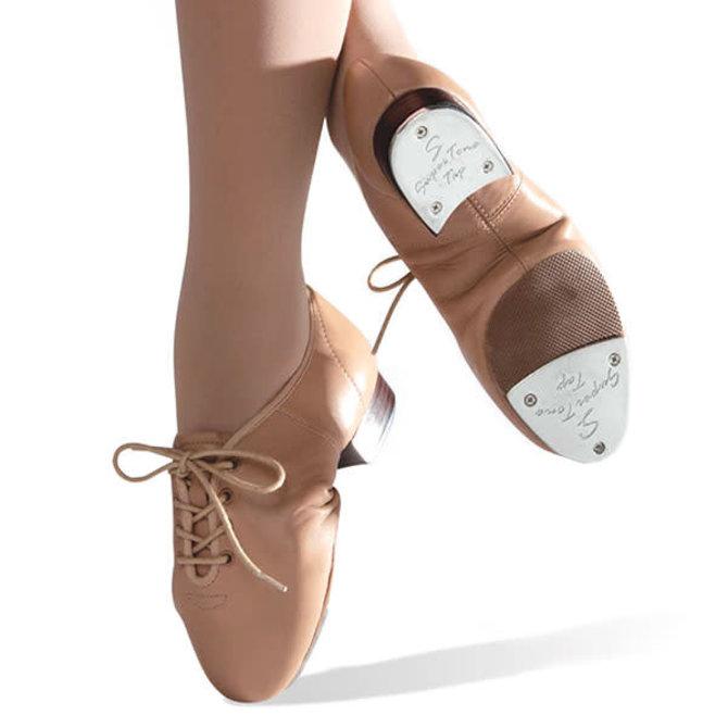 DANSHUZ 5056 Split Sole Jazz Shoes