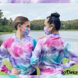 SO DANCA Tie Dye Masks (Limited Edition)