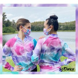 SO DANCA Tie Dye Masks (Limited Edition)