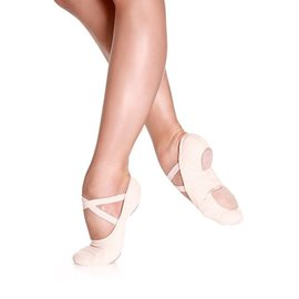 SO DANCA 3.5B - SD16 STRETCH CANVAS, LIGHT PINK