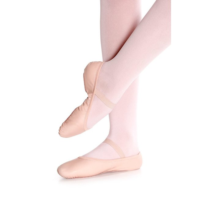 SO DANCA 5C - SD55 Pink Full Sole Leather