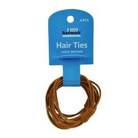 BUNHEADS LIGHT BROWN - HAIR TIES by Capezio