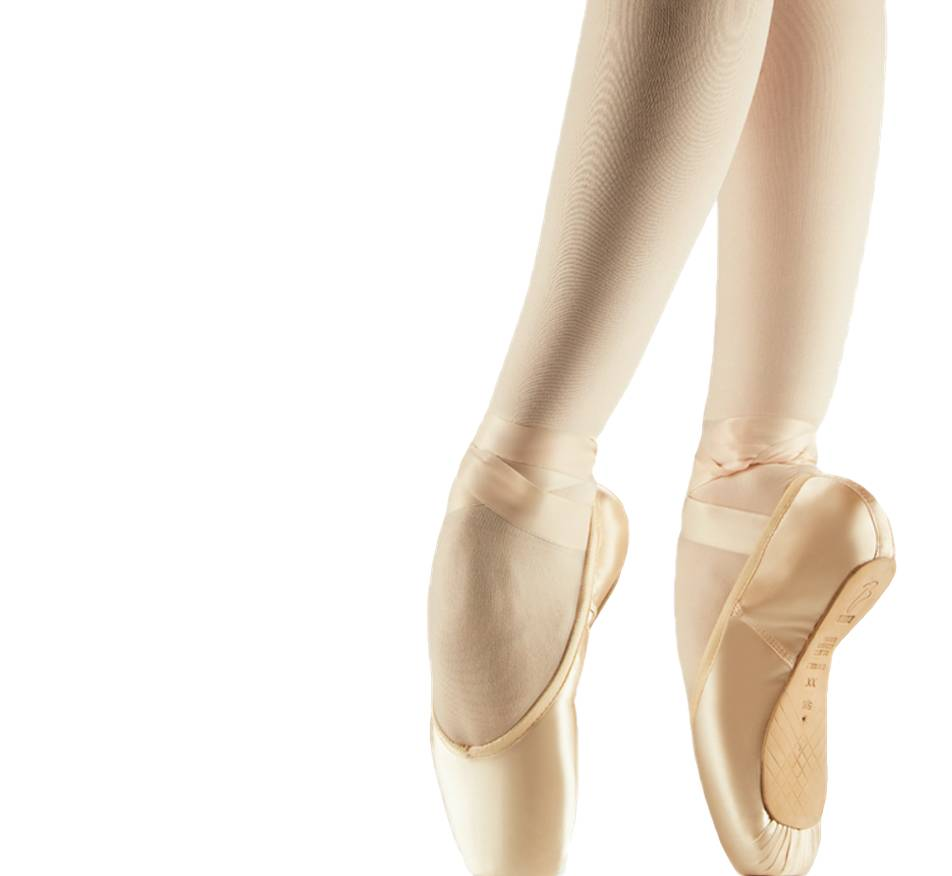 POINTE SHOES BY BLOCH