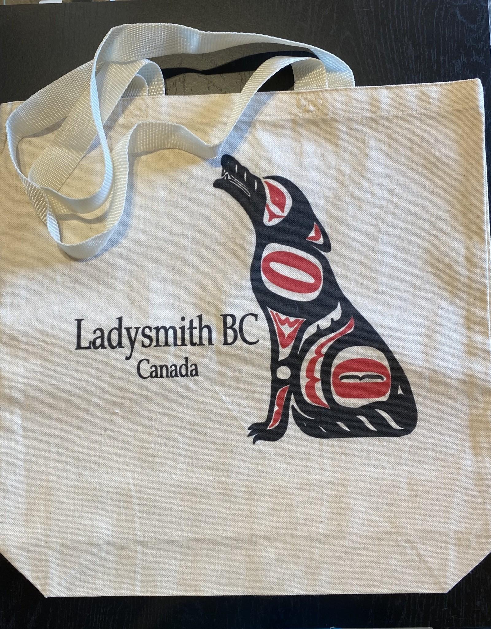 Ladysmith Wolf Shopping Bag