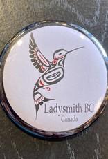 Ladysmith Humming Bird Magnet (Black)