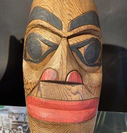 Purple Pigeon Treasures Native Mask