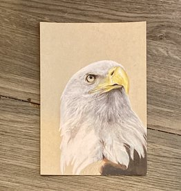 Post Card - Eagle