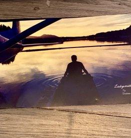 Ladysmith Post Card - Ladysmith Marina