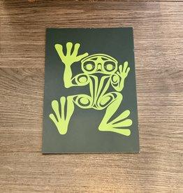Post Card - Ribit