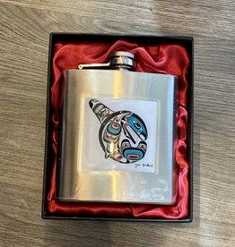 Flask - Killer Whale