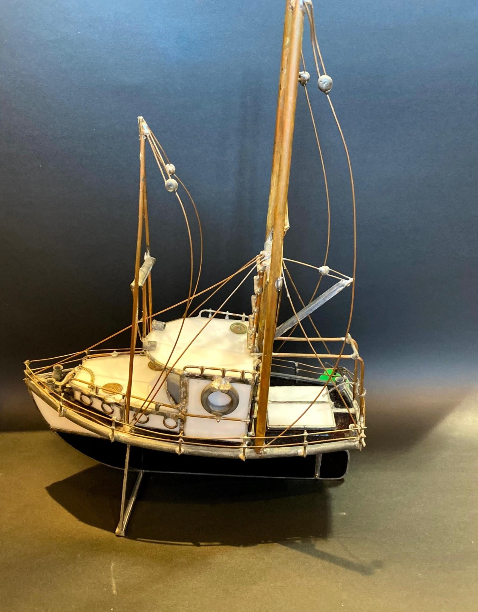Glass Boat - Sanger