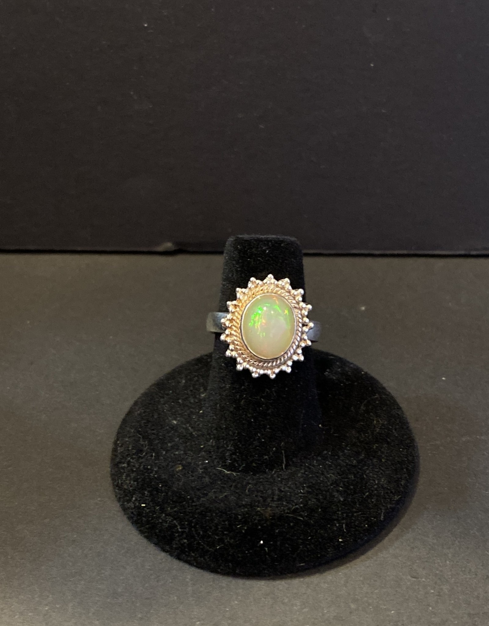 Jewelry - Opal Ring .925 Size 7