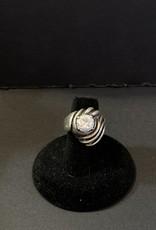 Purple Pigeon Treasures Ring  .925   Size 7.5