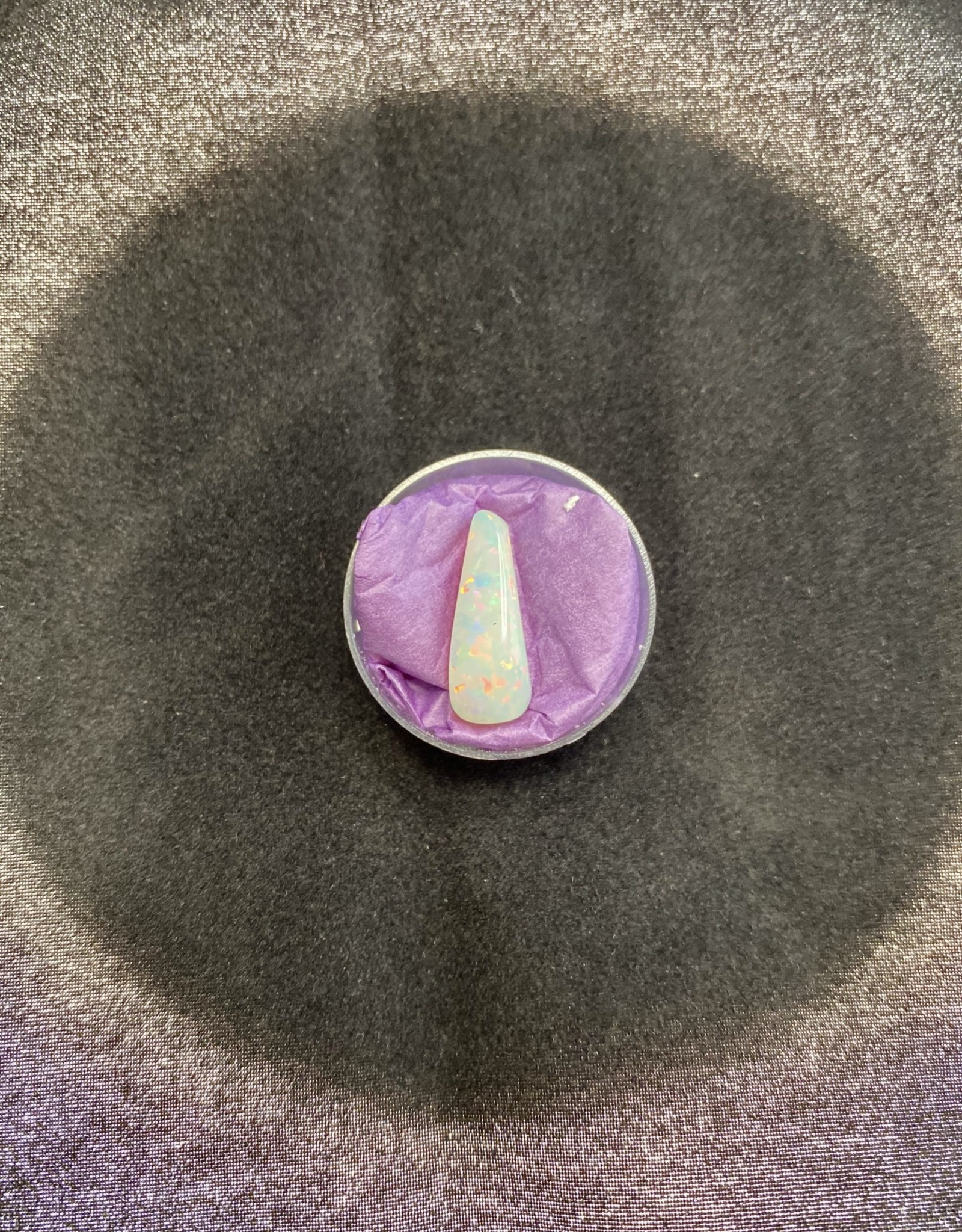Purple Pigeon Treasures Opal Stone