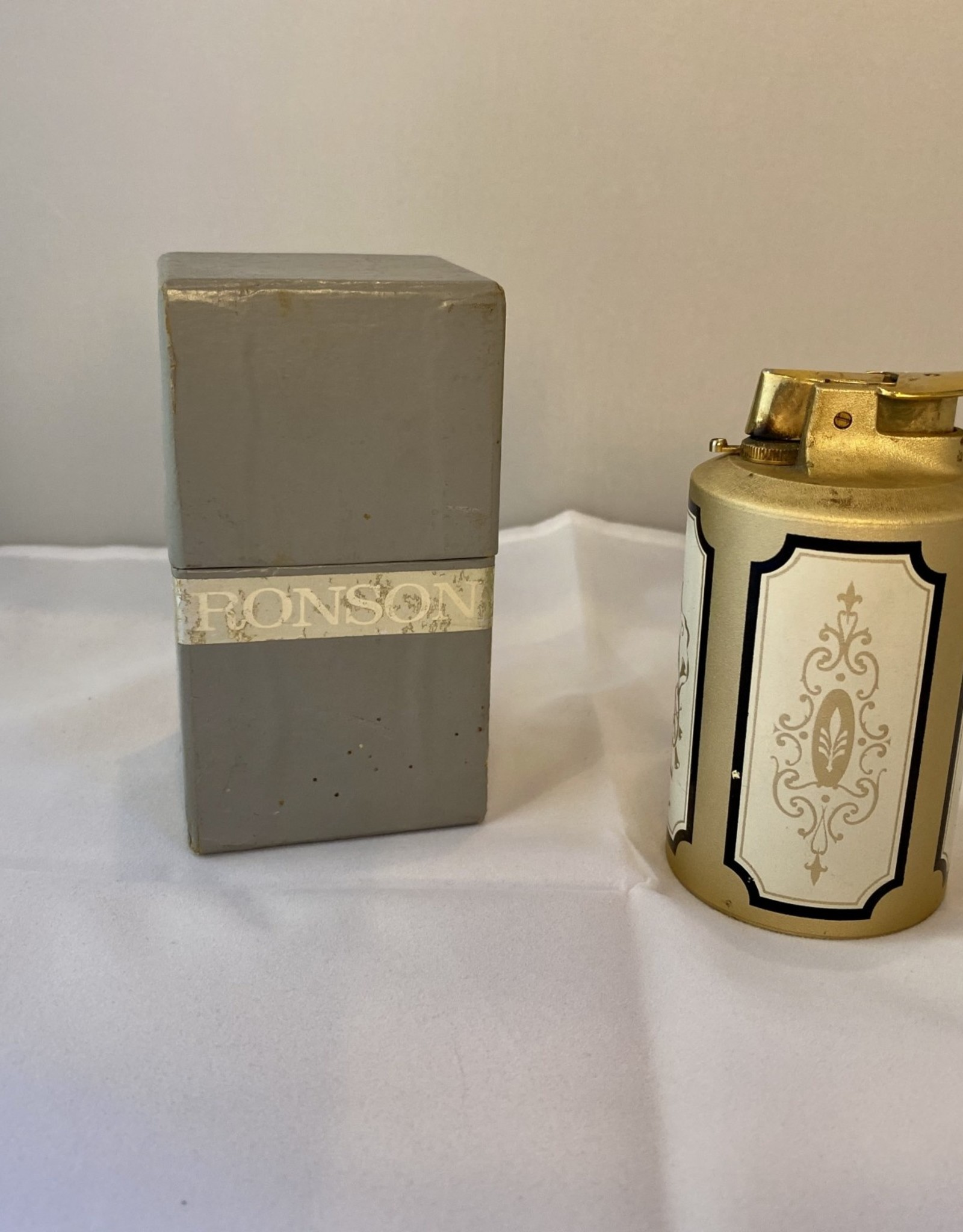 Ronson Table Lighter - Varaflame Saturn