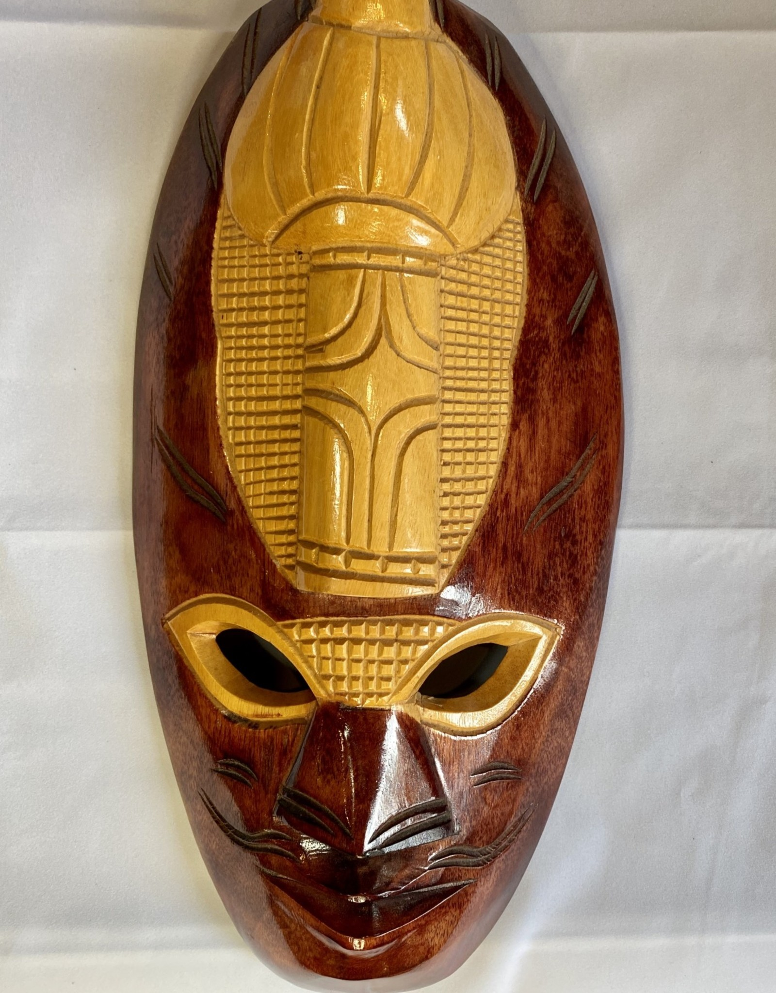 Male Mask - Rounded