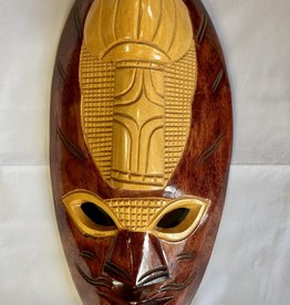 Purple Pigeon Treasures Male Mask - Rounded