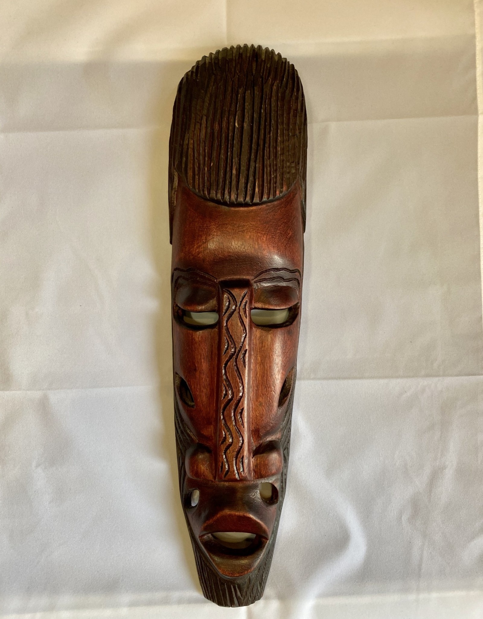 Male Mask - Long and Skinny