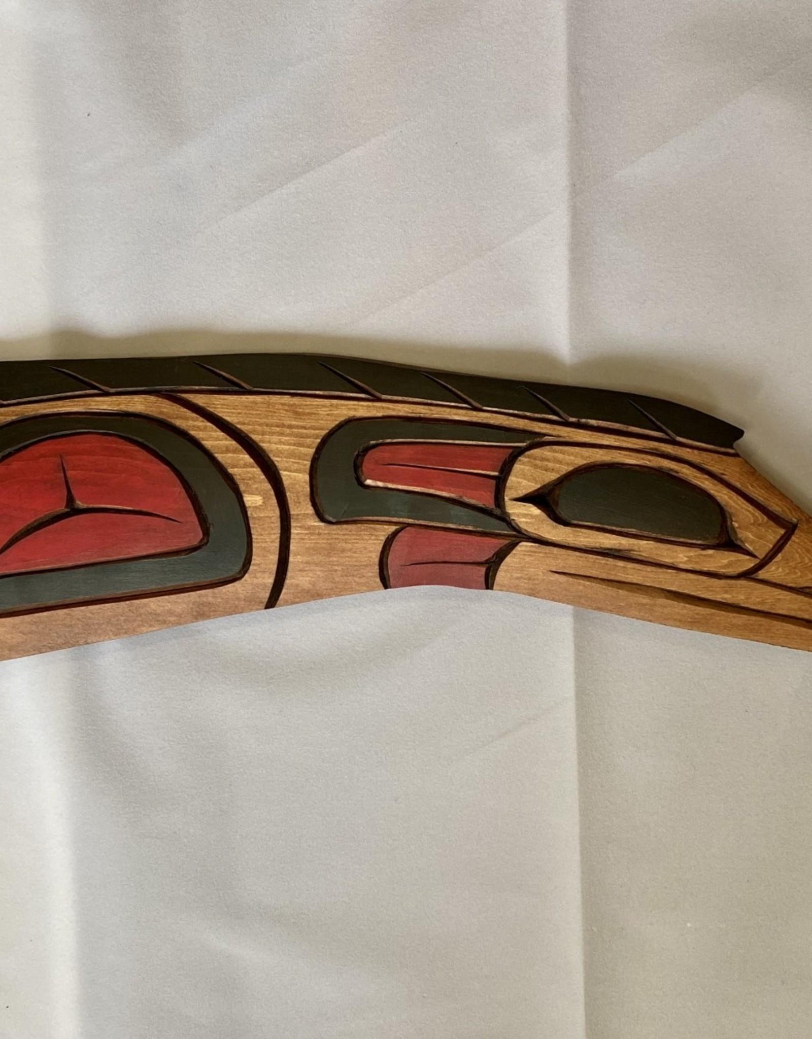Aboriginal - Sisiutl or Serpent Carving
