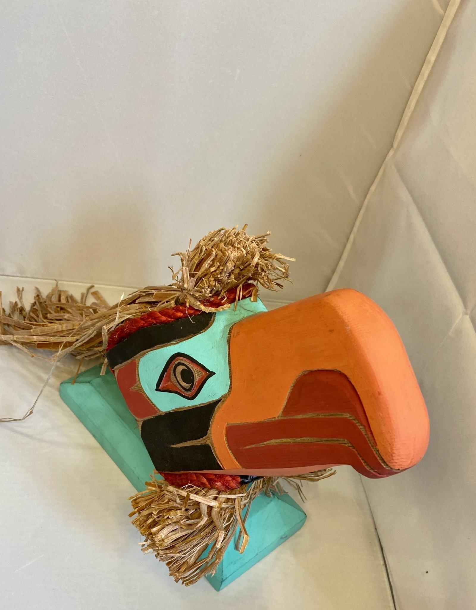 Native Eagle Rattle