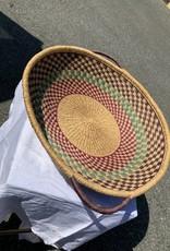 Purple Pigeon Treasures Wicker basket