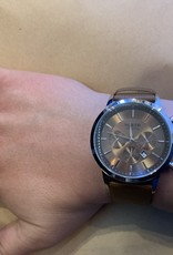 Watch Faux Leather band