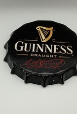 Guinness Bottle Cap Sign