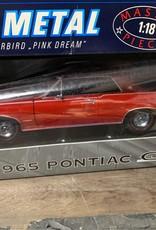 Purple Pigeon Treasures 1965 Pontiac GTO
