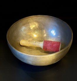 Lees Rock It Hand Pounded Meditation Bowl - LG