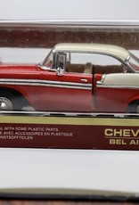 1957 Chevy Red Belair - C62