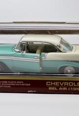 1956 Teal Chevy Belair - C62D