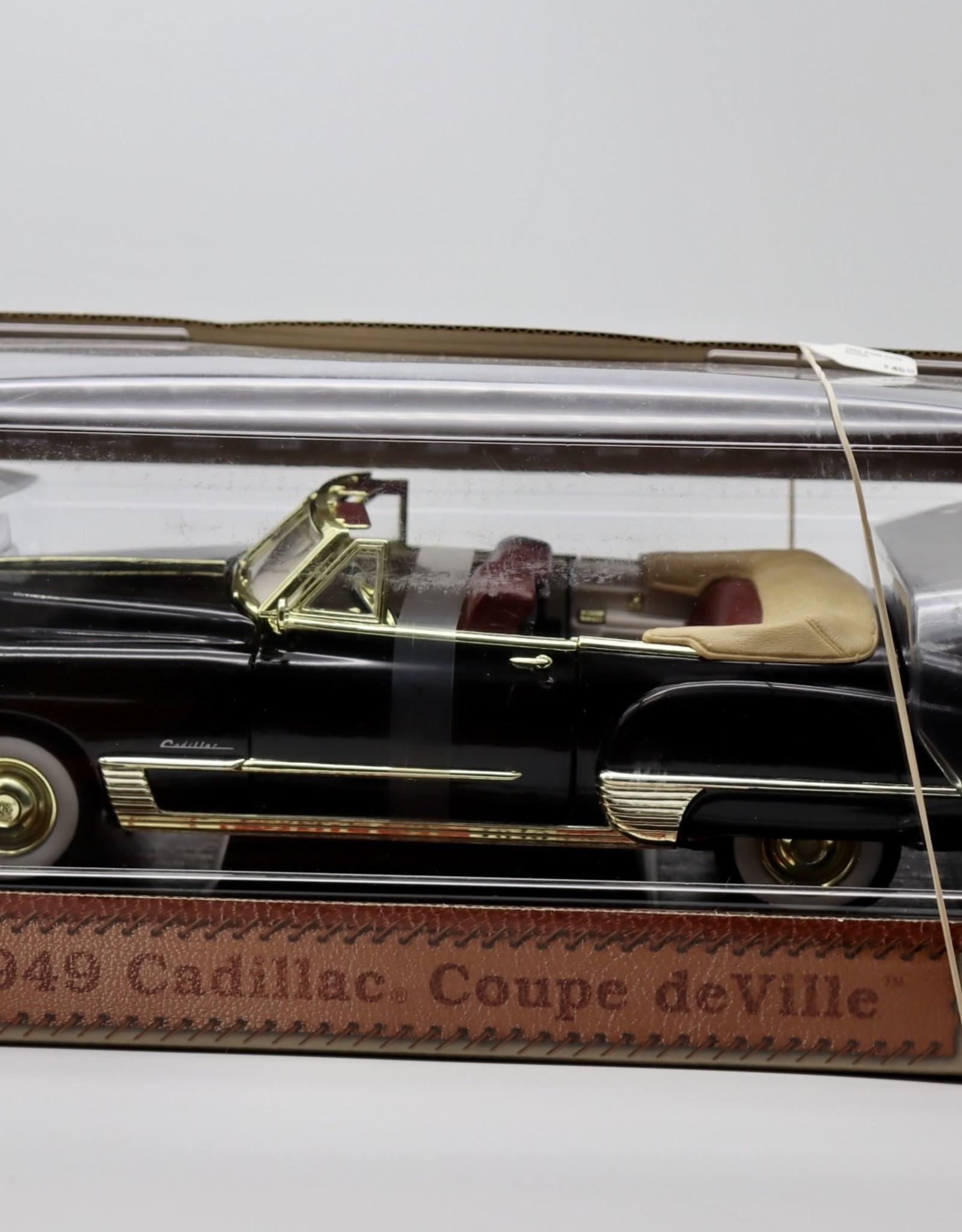 Purple Pigeon Treasures 1949 Black Coup DeVille - C65
