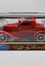 DieCast Car 1932 Ford 3 Window - C81