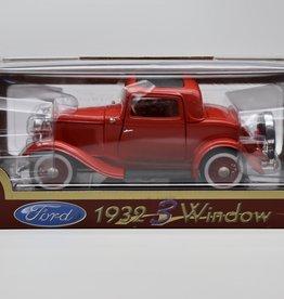 Purple Pigeon Treasures 1932 Ford 3 Window - C81