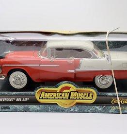 1957 Chevy Red Belair - C62B