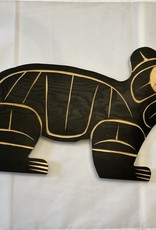 Aboriginal - Native Bear Carving