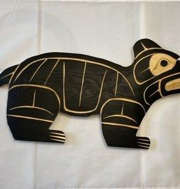 Purple Pigeon Treasures Native Bear Carving