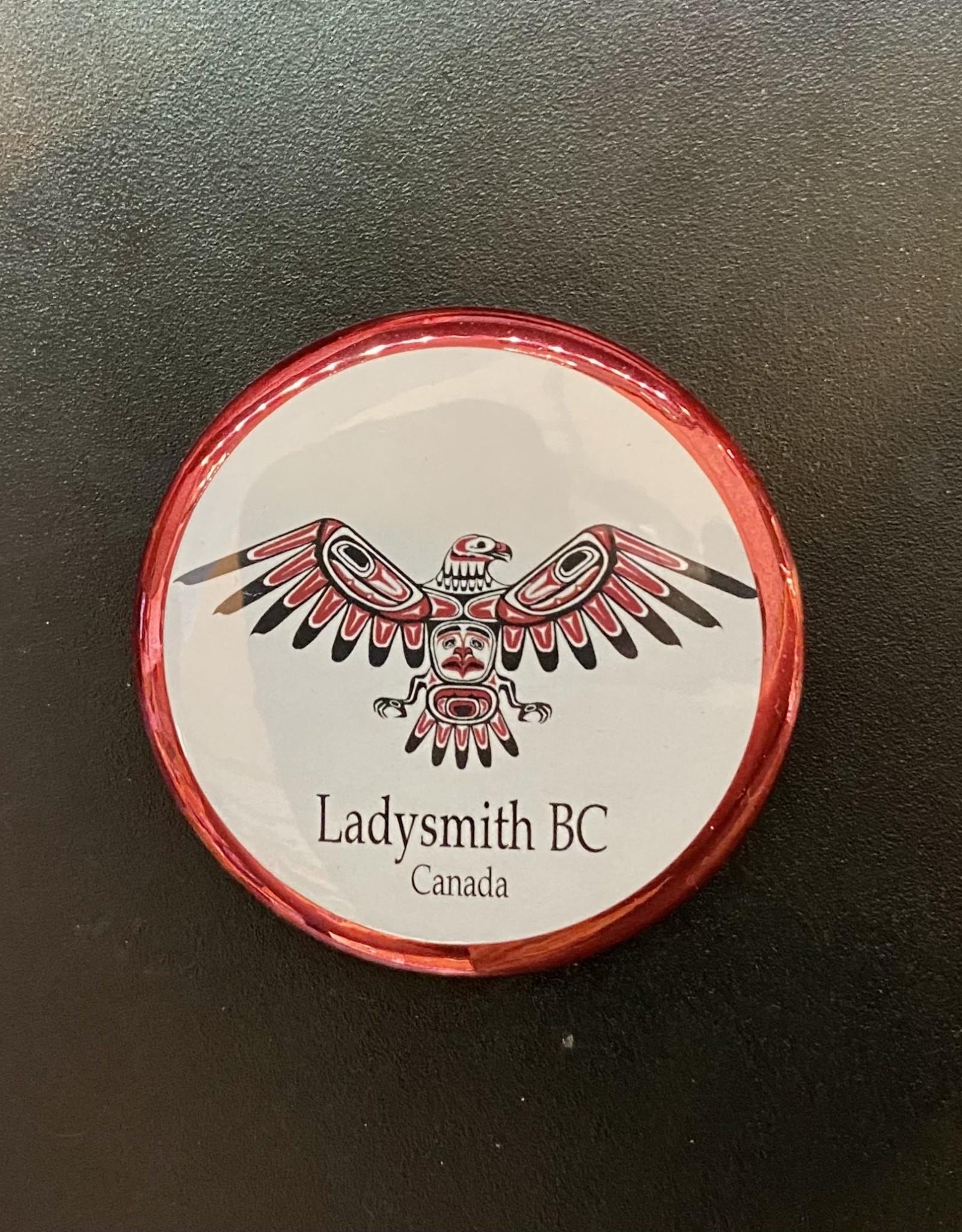 Eagle Magnet (Red)