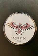 Ladysmith Eagle Magnet (Black)