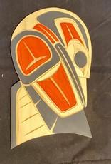 Ladysmith Raven Carving