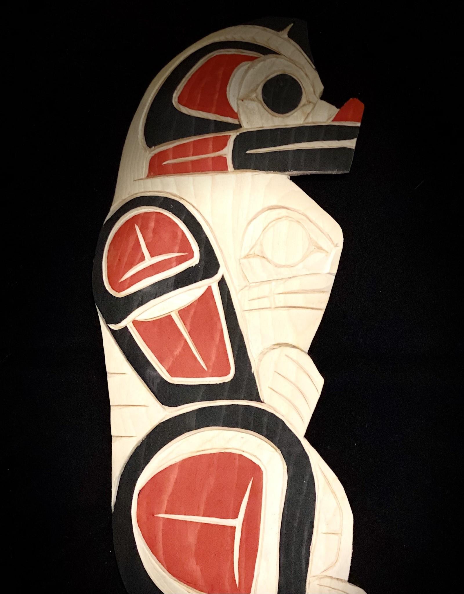 Aboriginal - Bear Carving