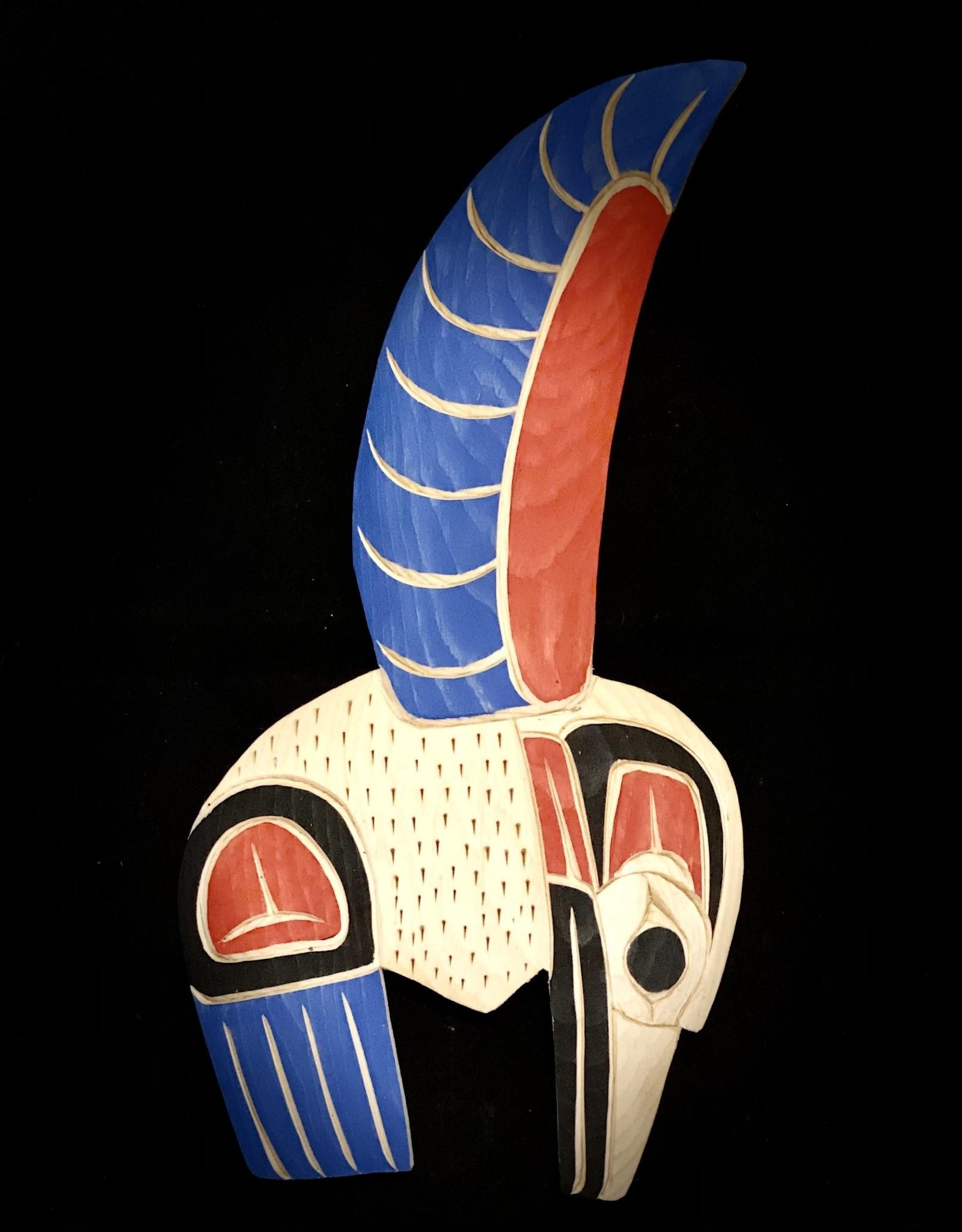 Aboriginal - Hummingbird Carving