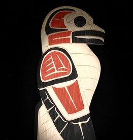 Aboriginal - Eagle Carving