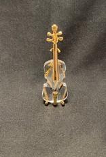 Swarovski Crystal Violin