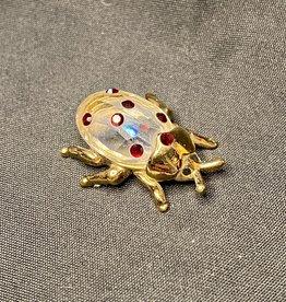 Star Collection Crystal Ladybug