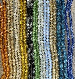 Glass Bead Strand 2' Lengths