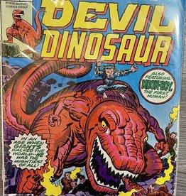 Purple Pigeon Treasures Devil Dinosaur - First Issue