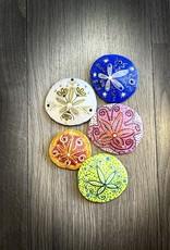 Sand Dollar Magnet - Cowichan Cuties