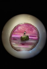 Purple Pigeon Treasures Ammolite Pendent
