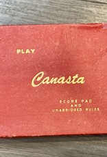 Play Canasta - 3 missing cards